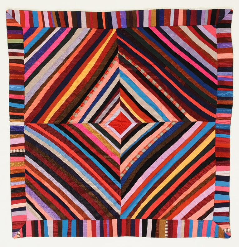 Quilt featured in Why Quilts Matter Q&A article
