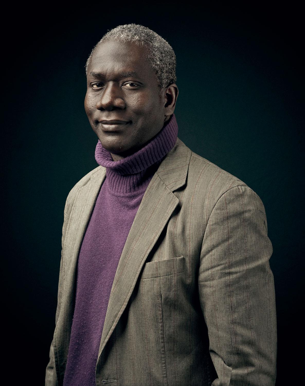 Thiam Maguèye, originaire du Sénégal