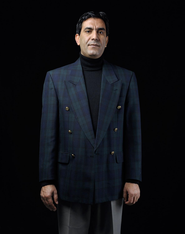 Kais Fguiri, originaire de Tunisie
