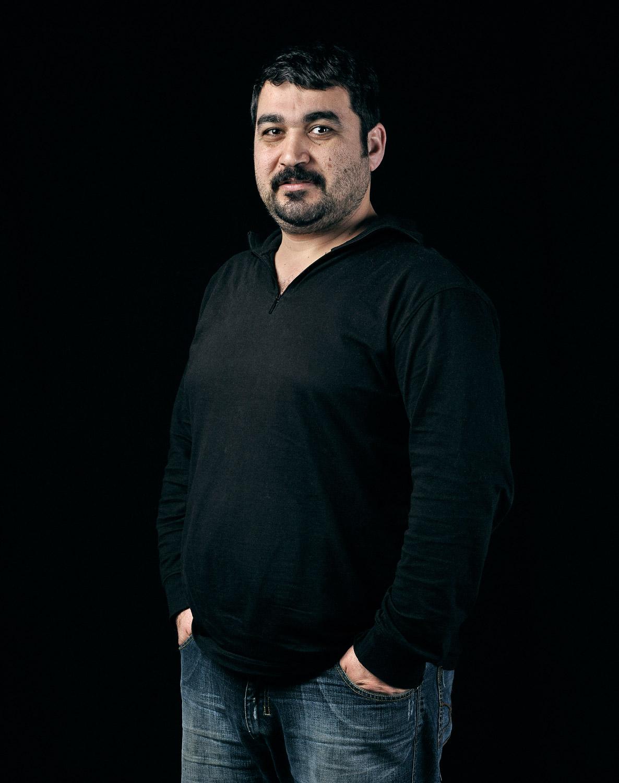 Enver Yilmaz, originaire de Turquie
