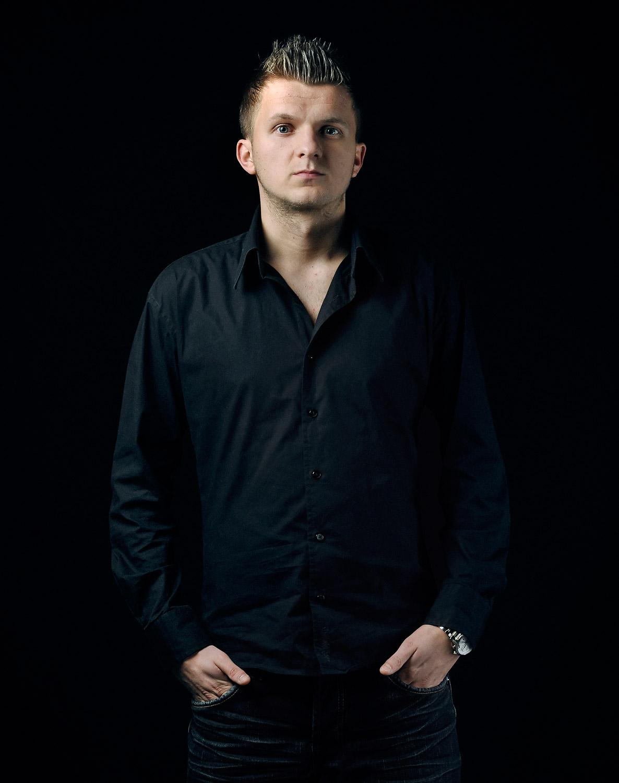 Almir Hasanovic, originaire de Bosnie