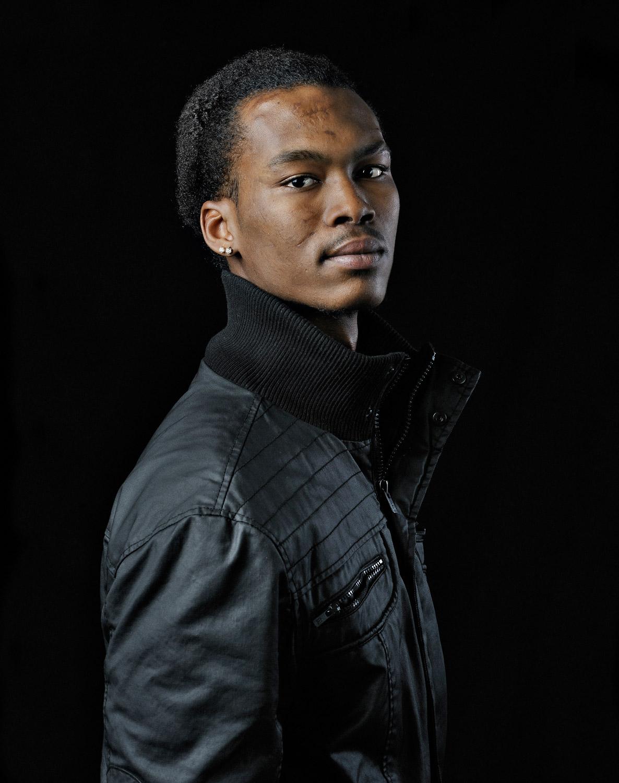 Suleymane Diallo, originaire de Guinée Conakry