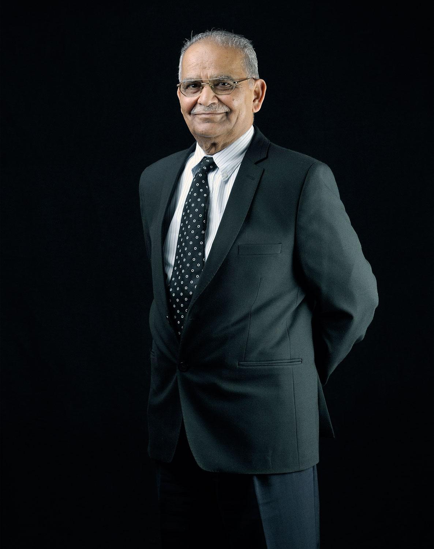 Syed Mohammed Khamis, originaire du Pakistant