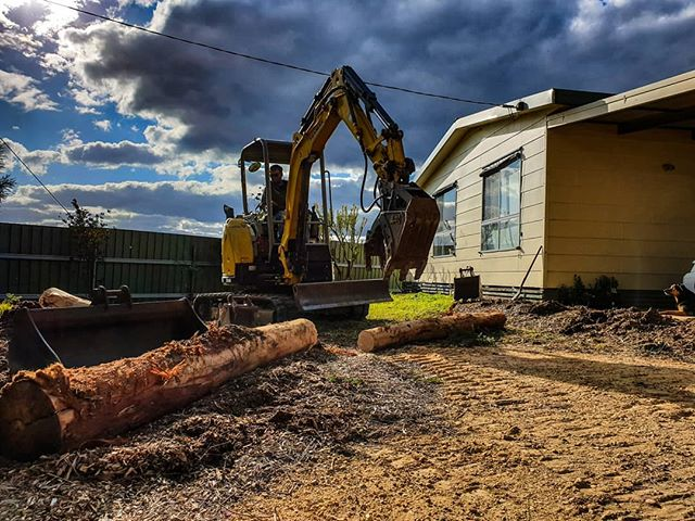 They say builders never finish their houses and mechanics never fix their cars but we'll tell you what we can't wait to show you what we're doing in one of our teams garden!!! . . . . #landscapedesign #landscaping #landscapers_of_instagram #australia #australiangardens #gardening #nativegarden #revamp #naturalspace #landscapeaustralia #eastgippsland #cammscapes #exteriordesign