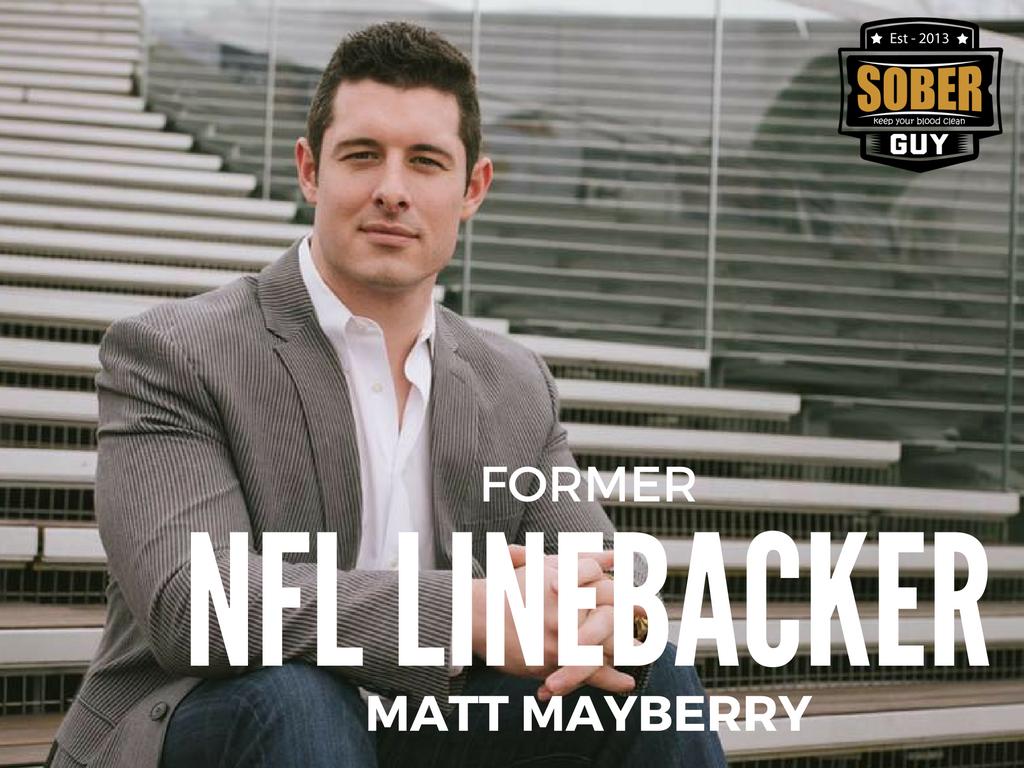 Matt Mayberry addiction recovery story