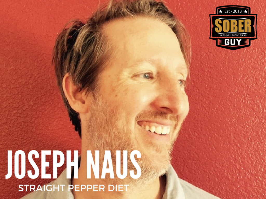 Joseph Naus on Sober Guy Radio