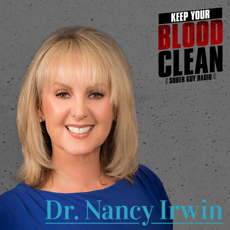Dr Nancy Irwin Sober Guy Radio.png