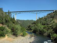 Forest Hill Bridge, Auburn CA