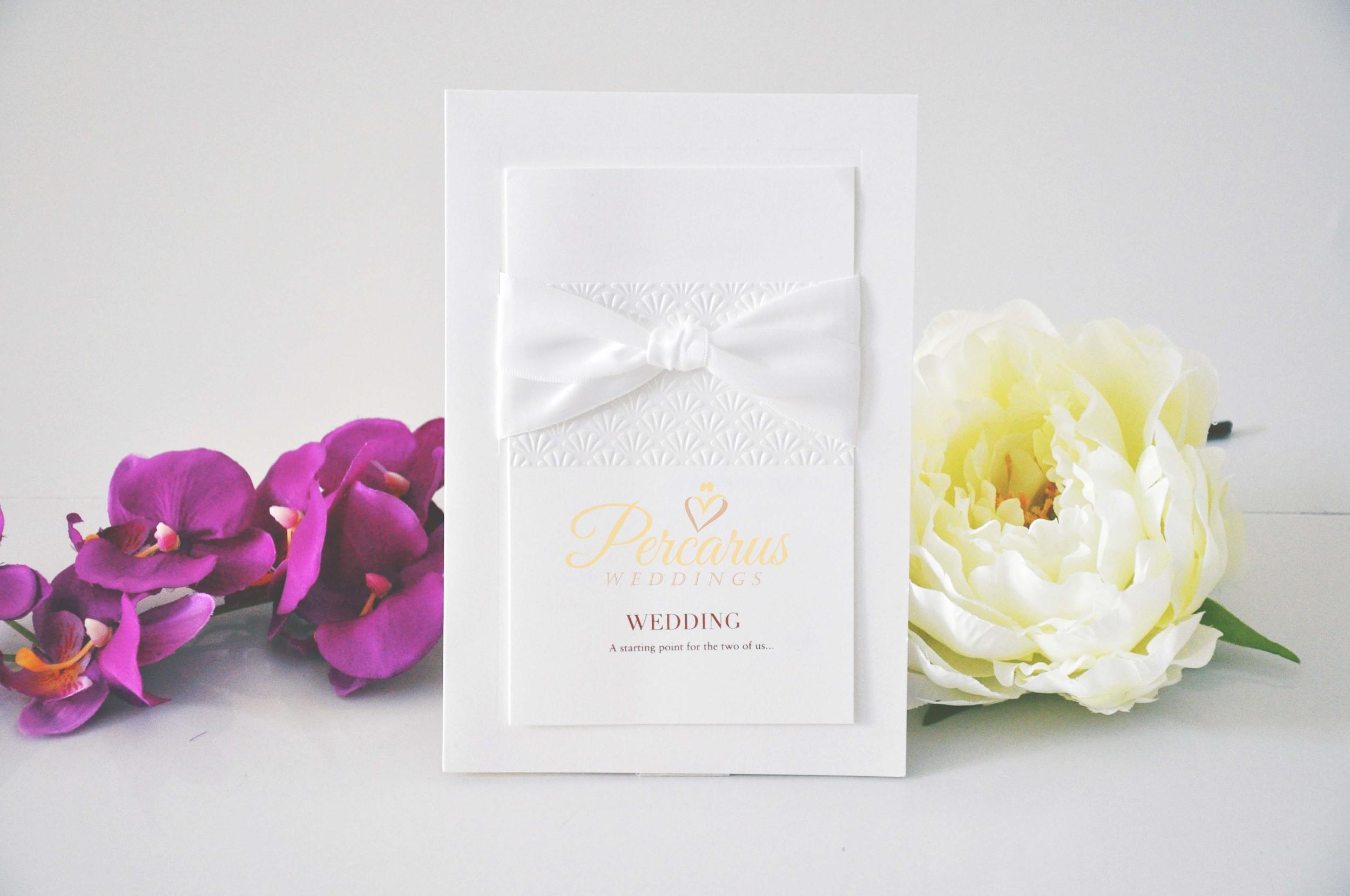 luxury-white-ribbon-with-mounted-white-invitation