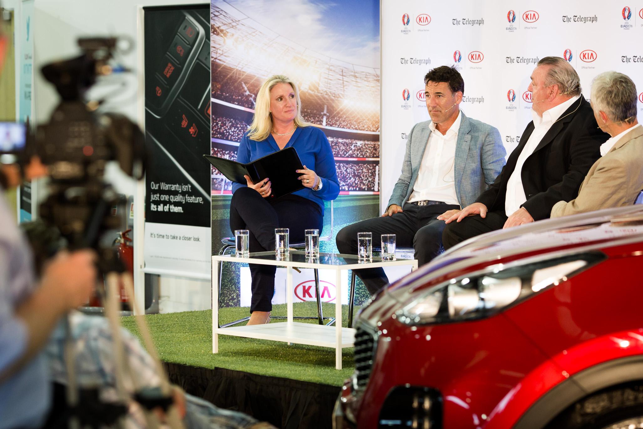 Euro 2016 for The Telegraph / Kia Motors