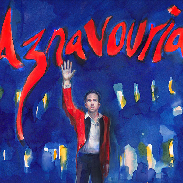 Evan Lever in AZNAVOURIAN    5.00pm, Sat 28 and Sun 29 June