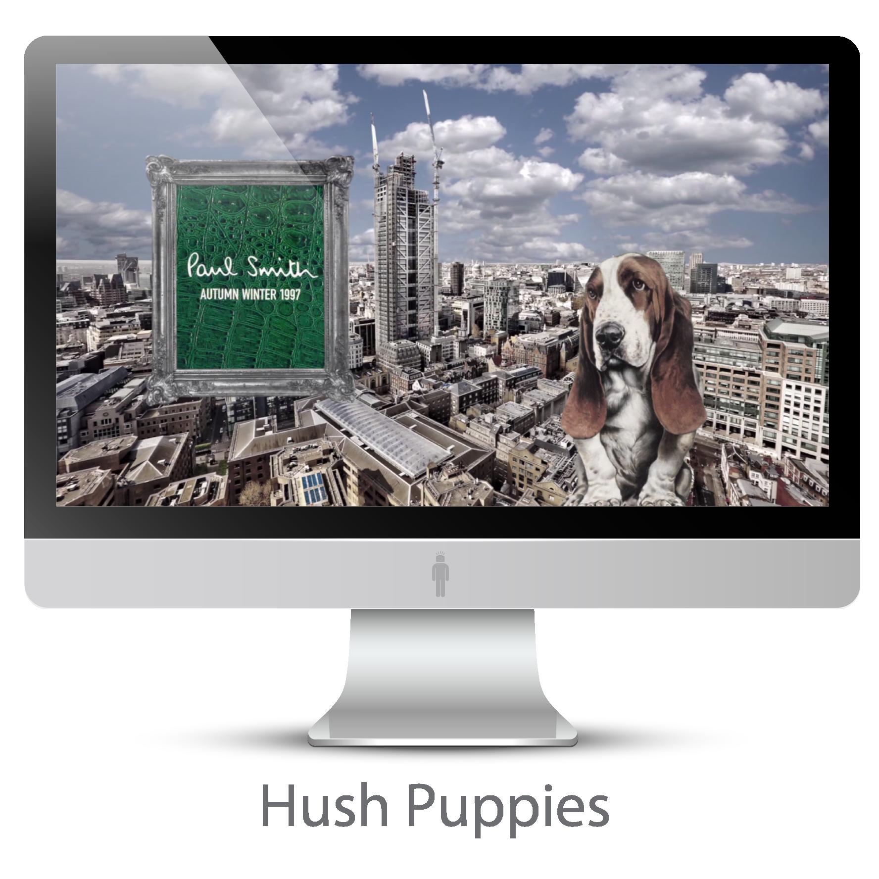 Hush Puppies training video