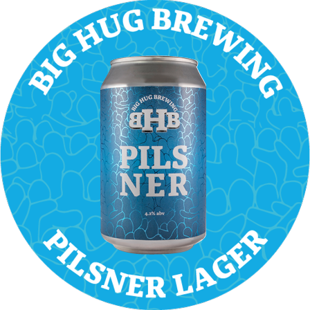PILSNER 4.2% - Straw blonde in colour and unpasteurised. Pilsner has a crisp, clean, easy drinking profile with a light biscuit malt flavor from the traditional malts. The addition of Perle and Magnum hops give it a more flavoursome, floral hop profile with a low bitter finish and the addition of wheat gives added depth to the body and a slightly sweet finish. Great with almost everything.