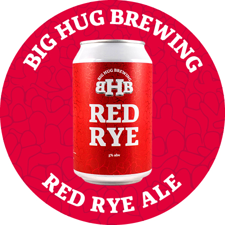 Red Rye 5% - Our most complex beer that marries together different flavours and hues from 6 different malts, including Rye and Crystal Rye. Vibrant red in colour with a good body it combines well with the assertive US hops of Mosaic and Columbus.The end result gives flavours and aromas rich in mango, lemon citrus and earthy pine with the rye helping give a slightly dry, spicy finish. Pairs well with rich flavours, BBQ and smoked dishes.