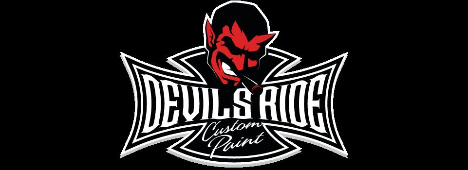 Devils Ride logo design by AD Profile