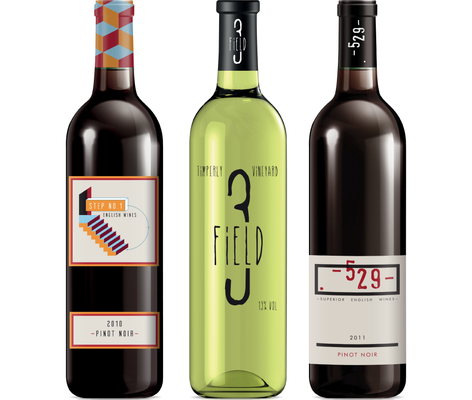 Wine Labels Designs By AD Profile