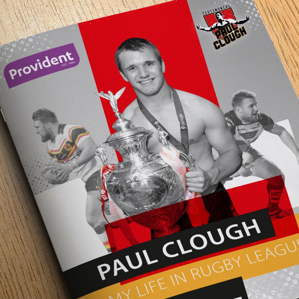 Paul Clough Testimonial Brochure