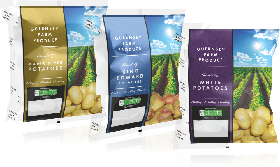 Guernsey Farm Packaging Design By AD Profile