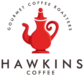 Hawkins Coffee Logo Refresh Design By AD Profile