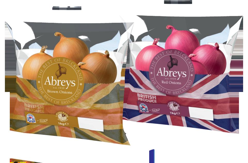 Abrey Farms Onion Bags by AD Profile Design Works