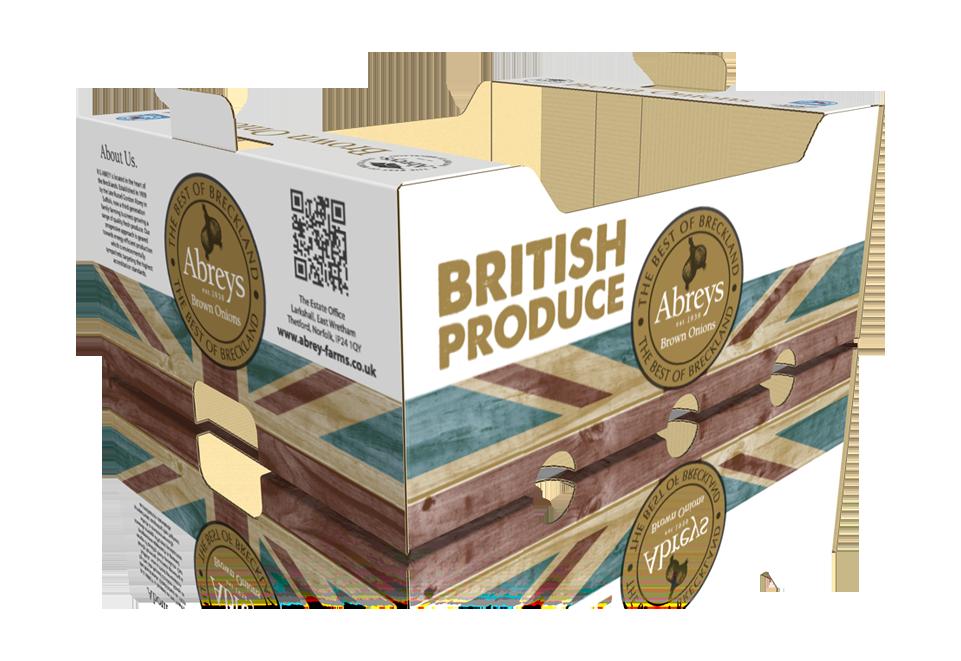 Abrey Farms Onion Tray by AD Profile Design Works