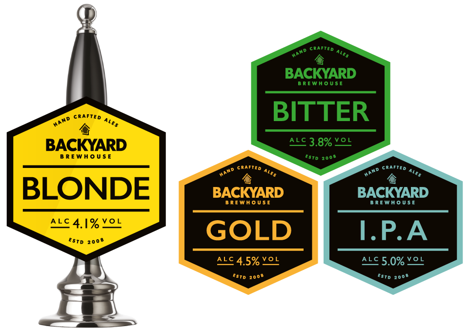 Backyard Brewhouse Core Range Pump Clips By AD Profile