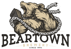 Beartown Brewery Wild Range Hand Crafted Beer Labels By AD Profile