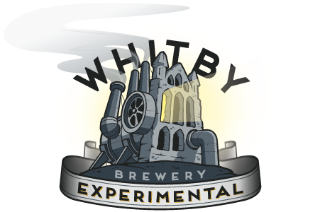 Whitby Brewery Experimental Logo Design and Illustration by AD Profile