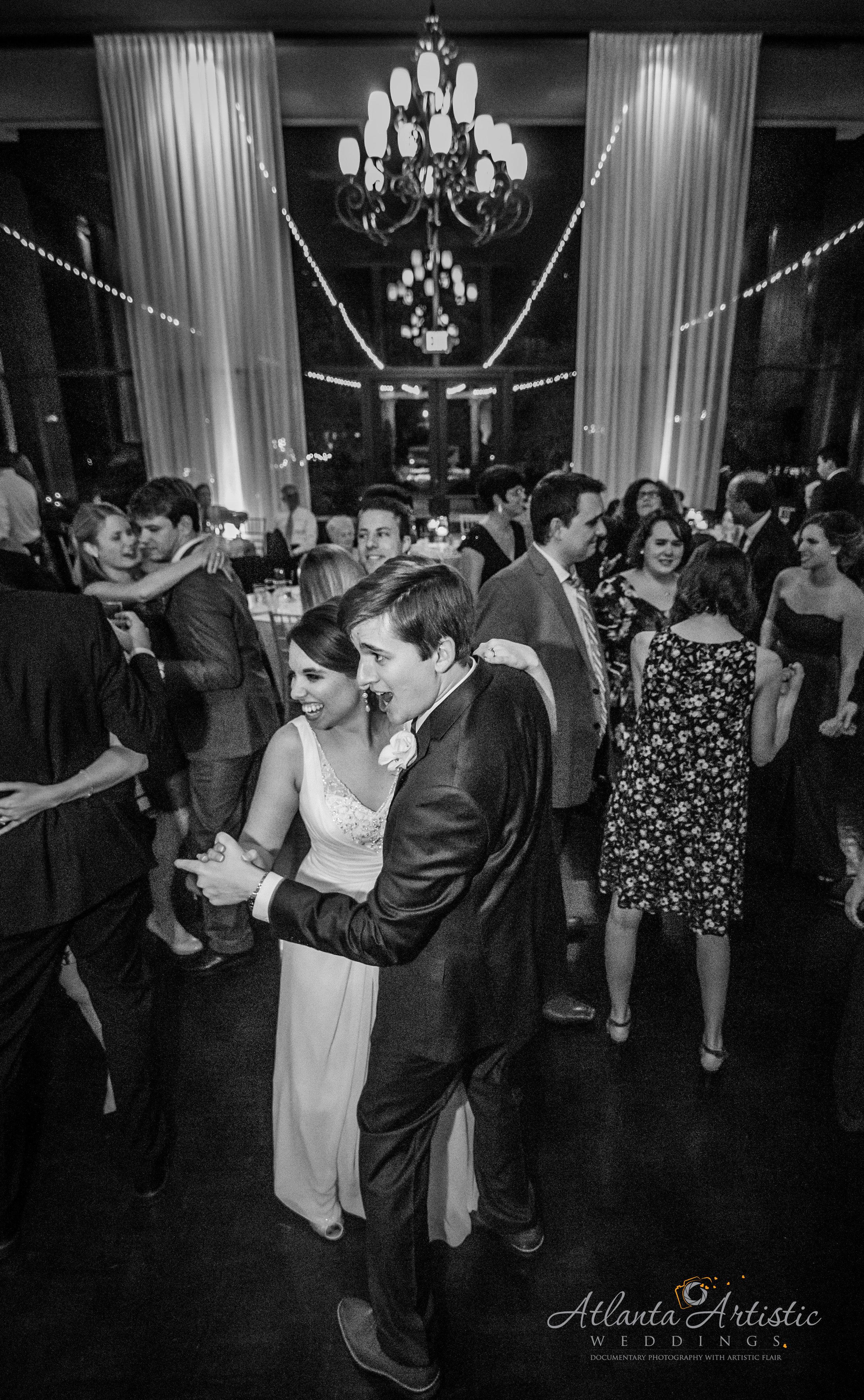 Photo-documentary Wedding Photography by Atlanta Artistic Weddings