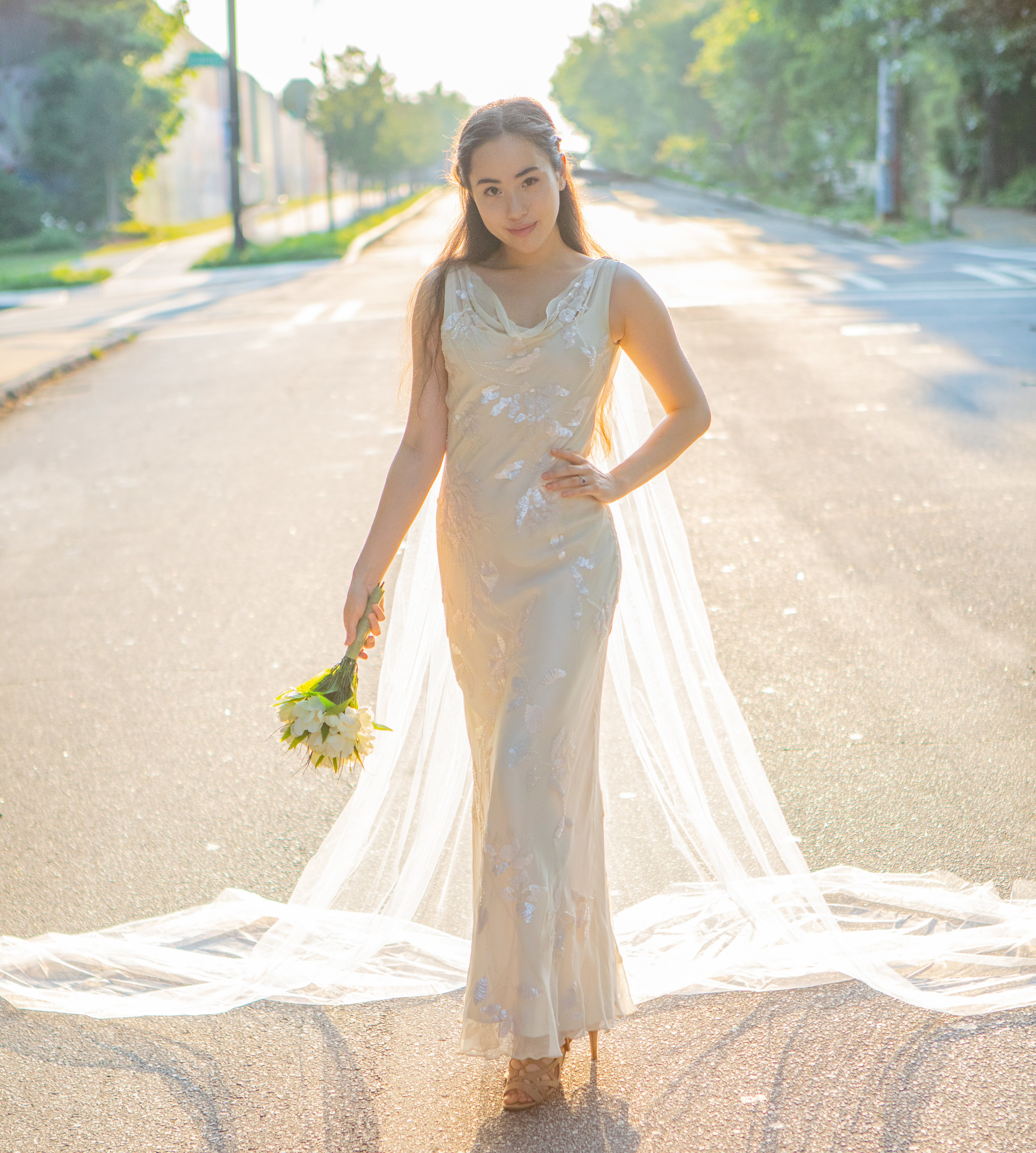 Inman Park - Cabbage town  Photo by the Atlanta Wedding Photographers at AtlantaArtisticWeddings