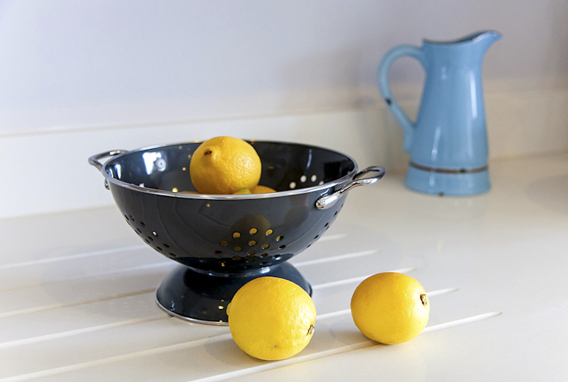Styling with lemons