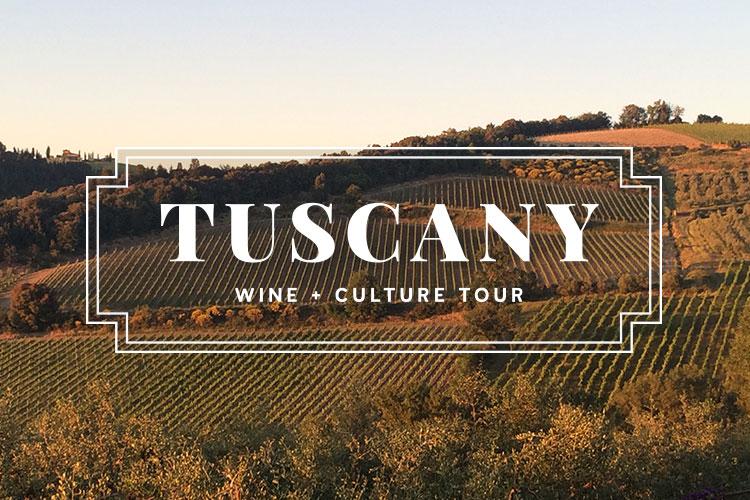 La Dolce Vigna Tuscany Wine Tour