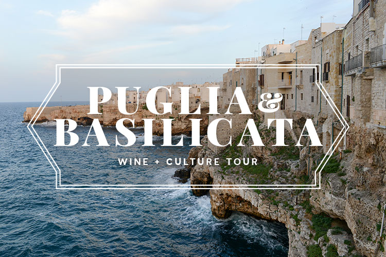 Puglia Basilicata Wine Tour