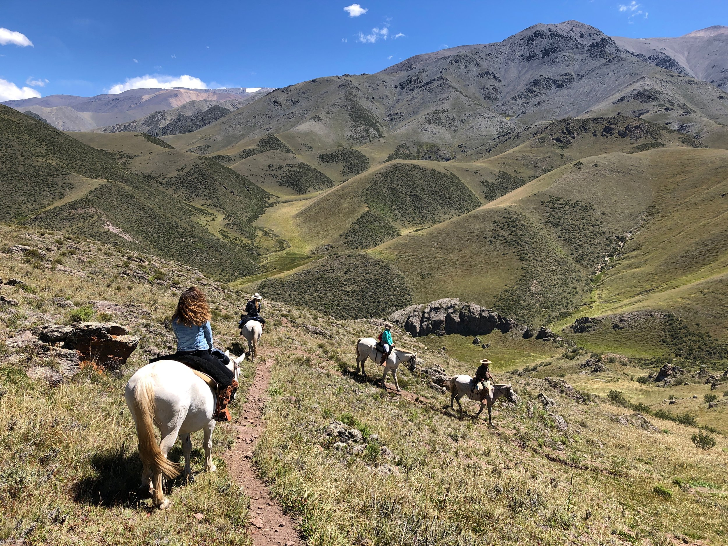 La Dolce Vigna - Mendoza Wine Tuur - Horseback Riding - Andes.JPG