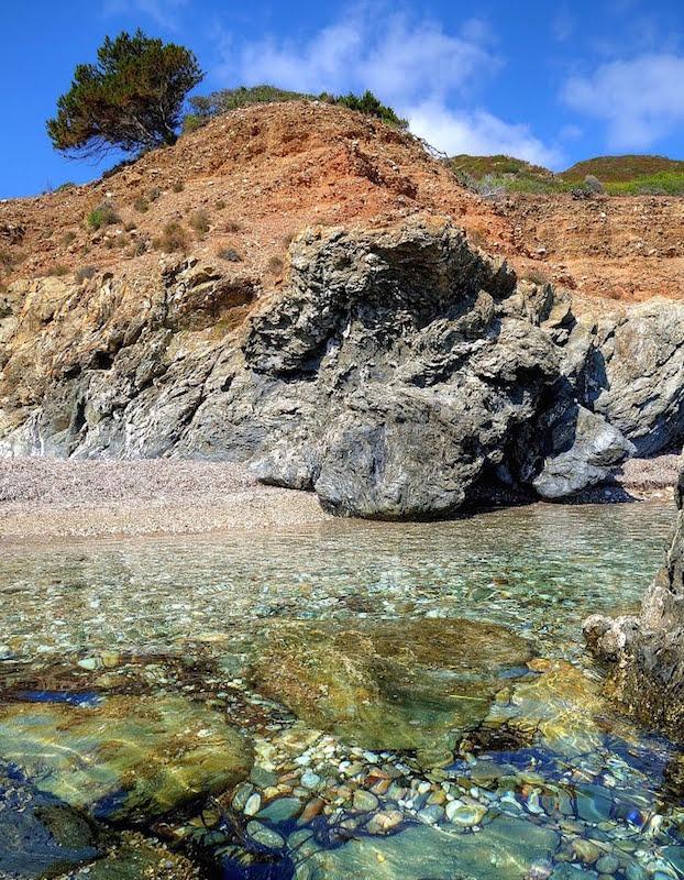 Sardinia's stunning coast