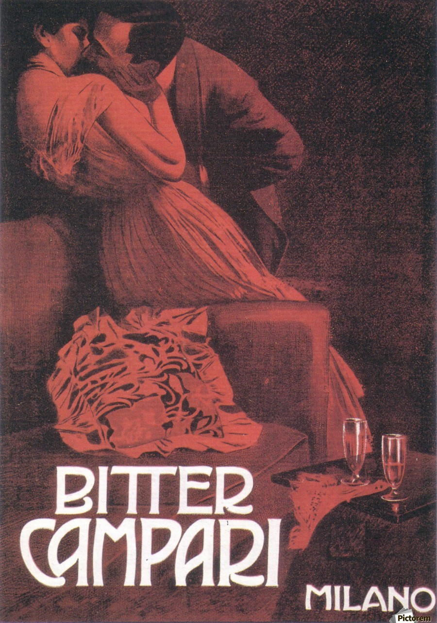History of the Spritz - Campari vintage poster.jpg