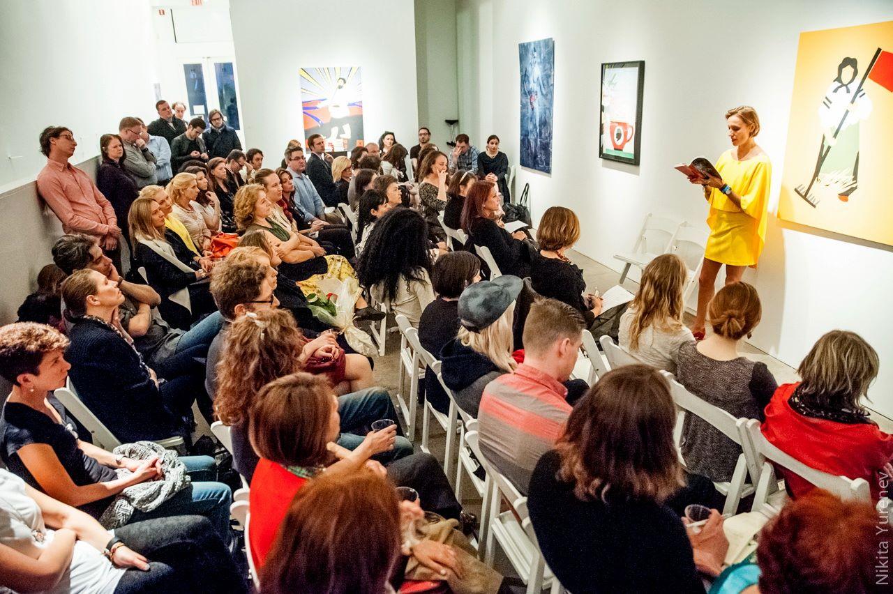 Vica Miller Russia! Salon @ Mimi Ferzt Gallery