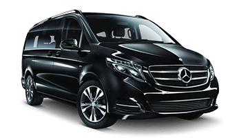 Our Mercedes V-Class Business Van