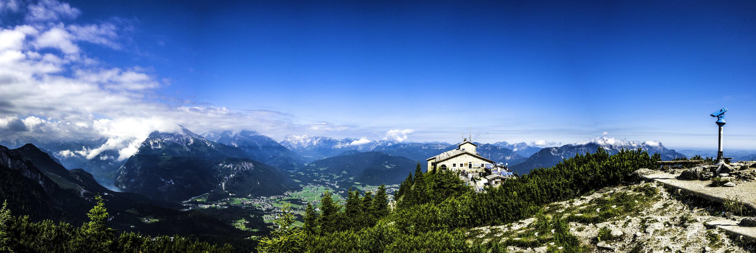Kehlsteinhaus, Obersalzberg, Berchdesgarden