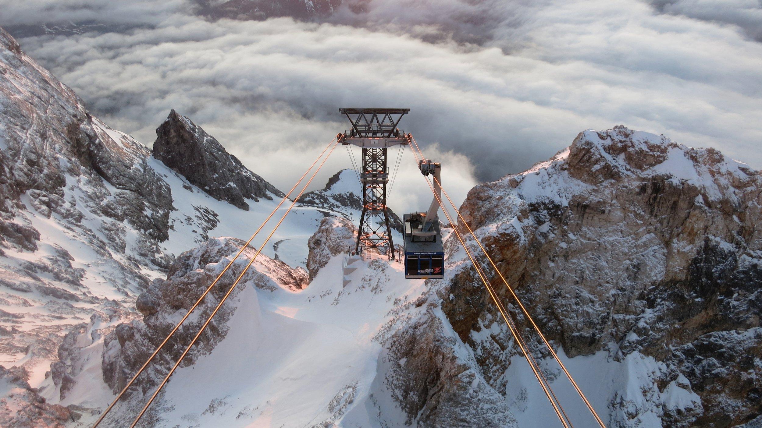 Zugspitze, Bayern