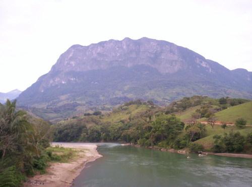 Cerro Rabon, Mazatec holy place