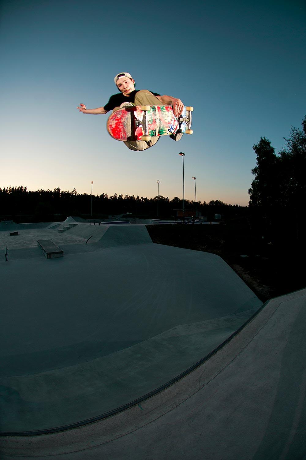 Aaron Buzas - Nosebone. Foto Adam Klingeteg