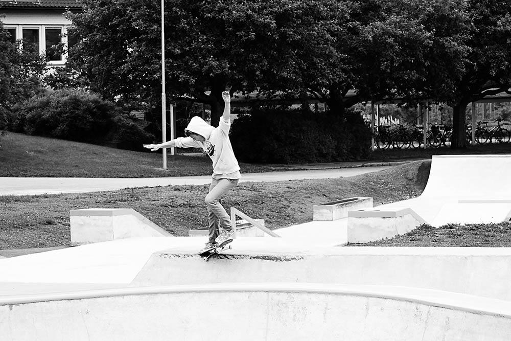 Peter Jeppson - Crooked Grind.   Foto Linus Lundgren