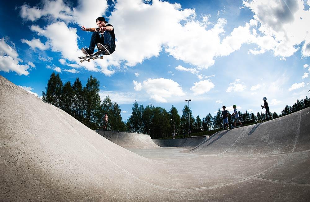 Rickard Nilsson - Flip.   Foto Daniel Bernstål