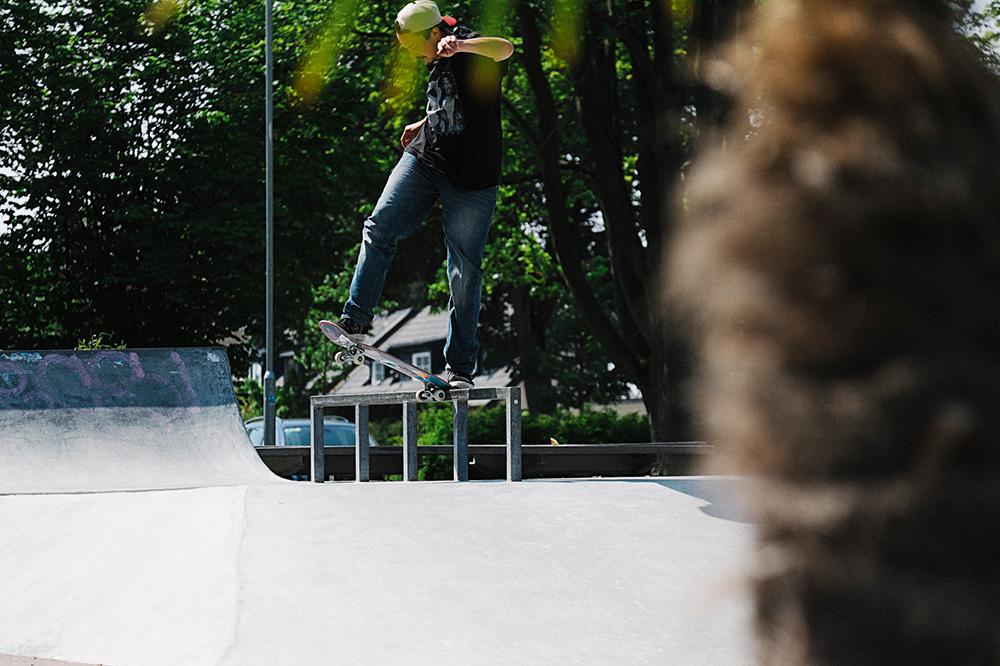 Trelleborg Skatepark