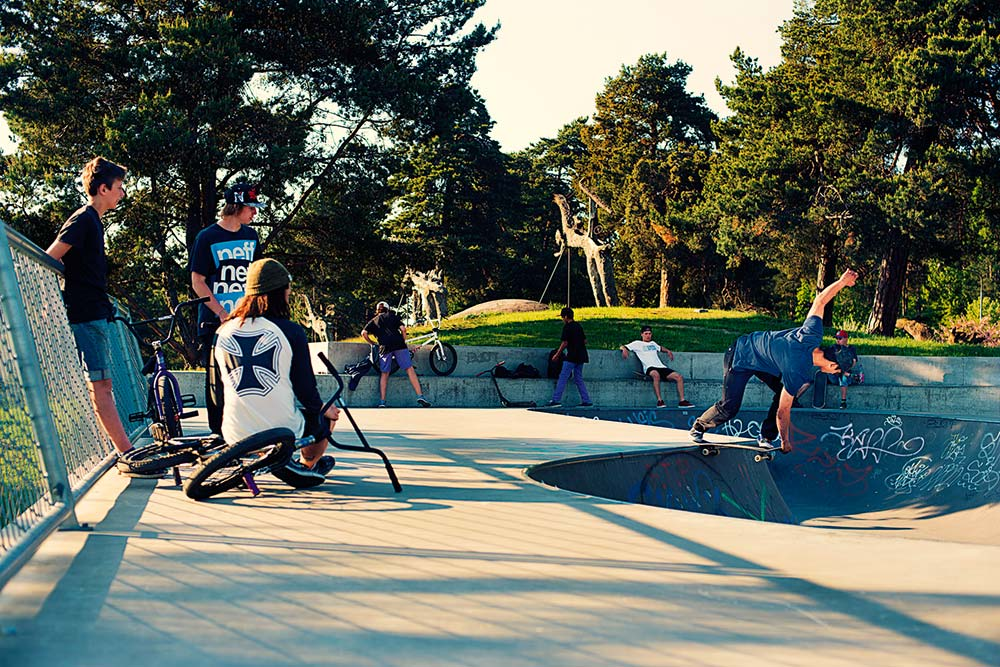 Södertälje Skatepark