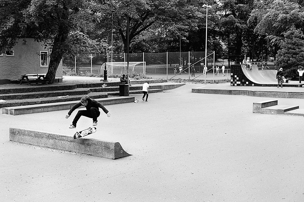 Humlegården Skatepark