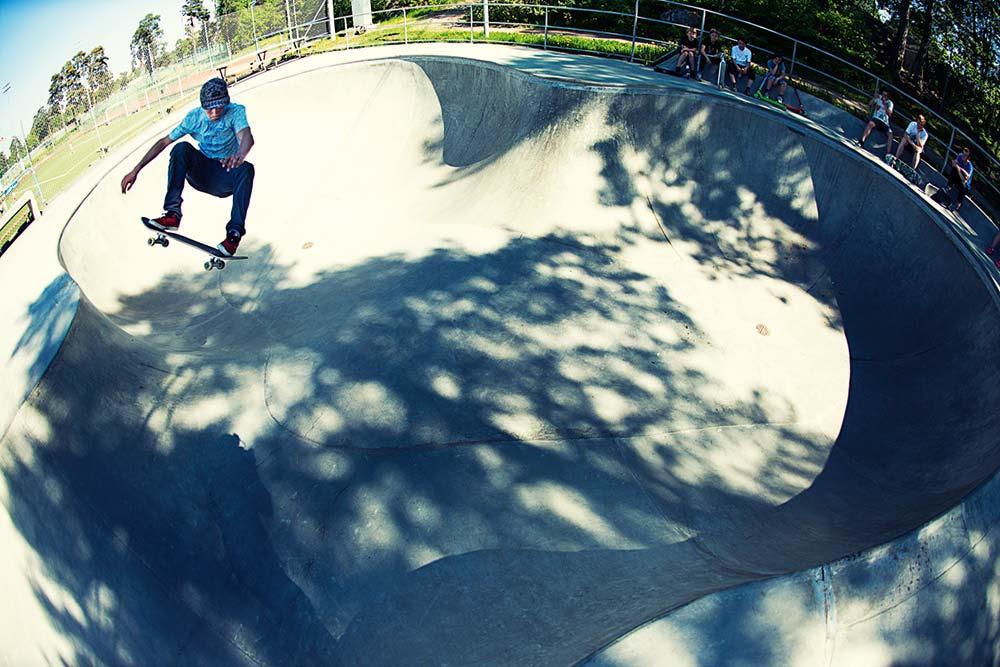 Nacka Skatepar