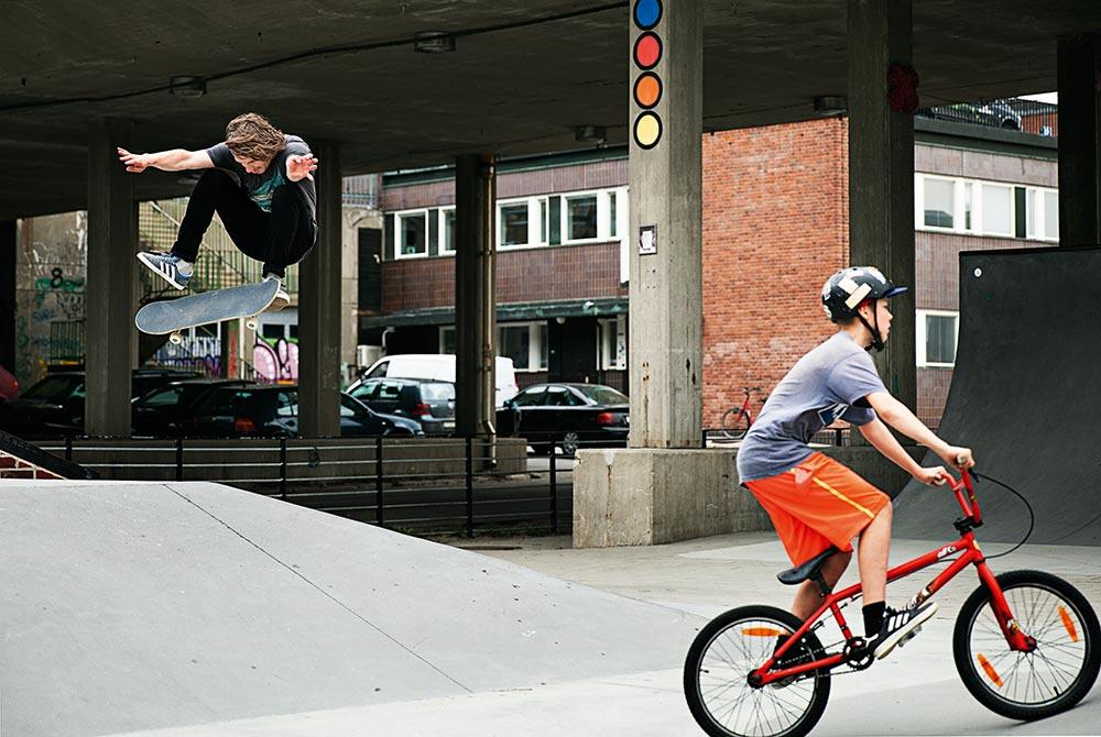 Sparken Skatepark