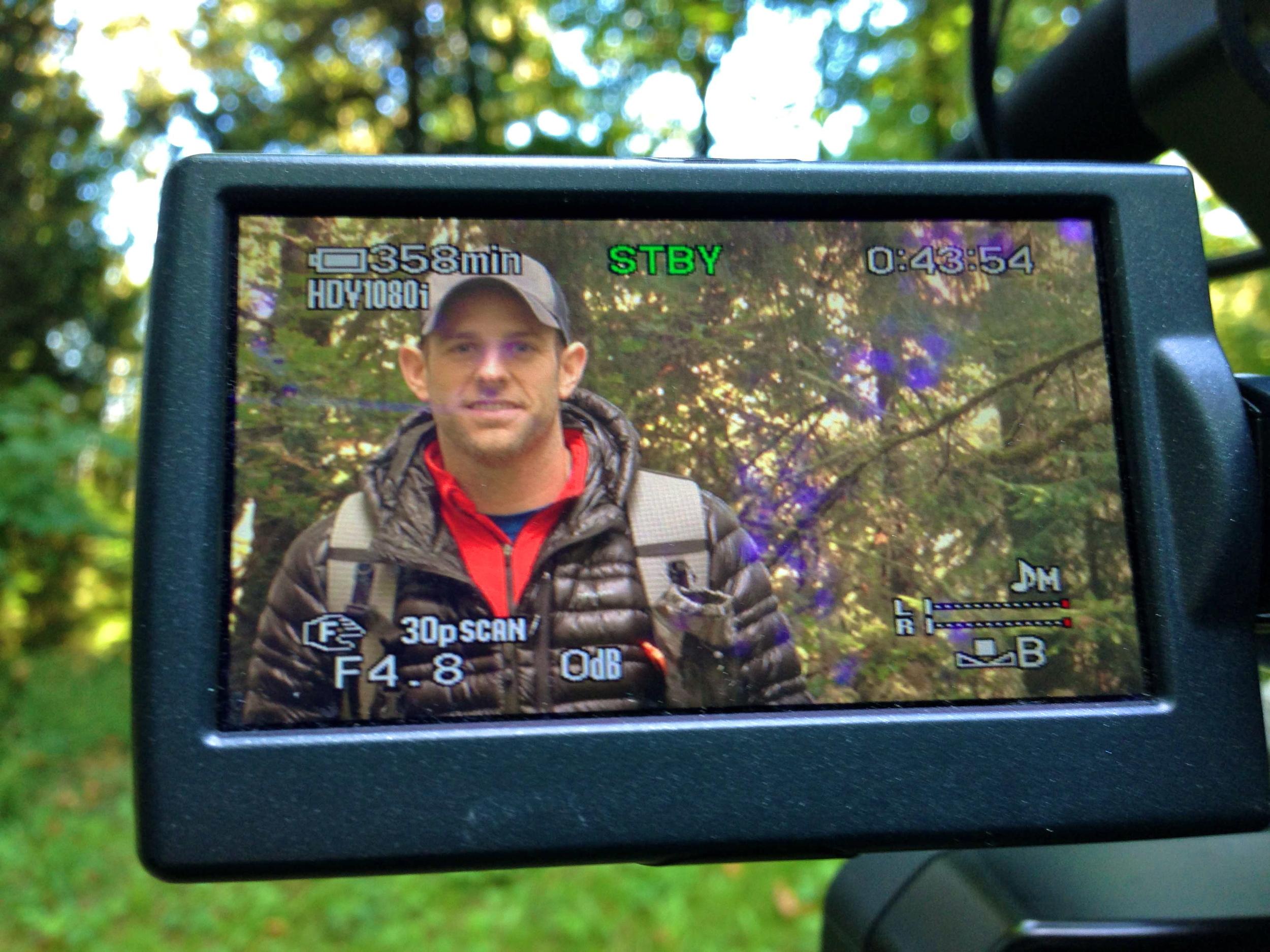 Dave in screen